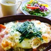 8cafe - 料理写真:本日のドリアランチ¥1274(税込) メニューは税抜金額表示