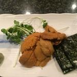 SUSHI-DINING 魚浜 - ウニ