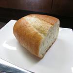 レストラン タケウチ - パン