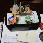 Nishimurayahonkan - 前菜