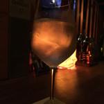 ブルックリン - ドリンク写真:コレはデートで来たいBARですねぇψ(`∇´)ψ