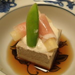67698878 - 牛蒡玉子豆腐