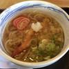 なぎさ亭 - 料理写真:天ぷらうどん(620円)