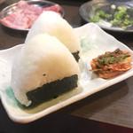 ホルモン 徳いち - 米の炊き加減抜群!