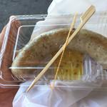 モルゲン - 料理写真:ソーセージ250円