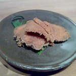 景虎 - 河豚の卵巣の味噌漬け