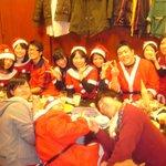 世界の山ちゃん - クリスマスなどのイベントごとも大好きな山ちゃんです♪