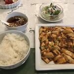 八興園 - 料理写真: