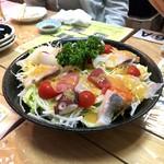 鈴徳 - 海鮮サラダ