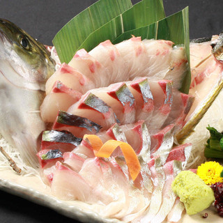 産地直送の新鮮な鮮魚を是非ご堪能下さい!