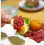 コジ コジ - 馬肉のタルタル