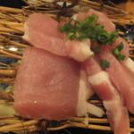 さつま海鮮ろばた焼 チキンブラザーズ - 黒豚