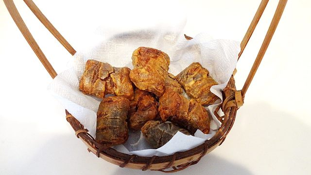 梅田阪急「日本の銘菓撰」コーナーで「秋田いなふく米菓」さんのぬれおかきを♪ : 秋田いなふく米菓