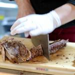 明道町中国菜 一星 - シェフが豪快に調理します