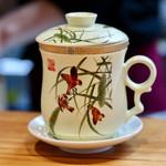明道町中国菜 一星 - 中国茶