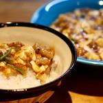 明道町中国菜 一星 - 白い麻婆豆腐