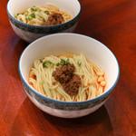 趙楊 - 汁なし担々麺