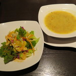 SARAY - サラダ、スープ