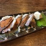 67705558 - 琵琶湖産鮒寿司