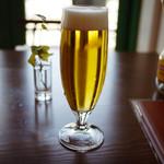軽井沢ベジビエ - 軽井沢ビール生~☆