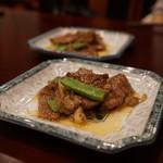 趙楊 - 牛肉XO醤炒め