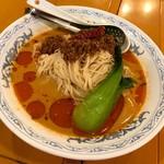 67708497 - 冷しタンタン麺(大盛り無料):910円