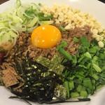 カガミハラ55 - 料理写真:台湾まぜそば850円