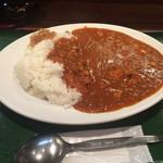 焼とり鶏梵梵 - 鶏カレー並