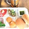 ザ・ハーブダイニング - 料理写真:ブッフェ形式の前菜