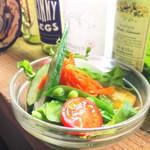 バルカ - 旬の地場野菜サラダ