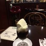 珈琲店みまつ - カフェグラッセ ¥750