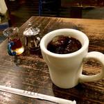 ダンケ - 一杯だてアイスコーヒー