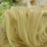 Tsurumen - 《夏季限定》冷やし塩ワンタン麺