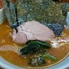 武蔵家 - 料理写真:辛口ラーメン650円