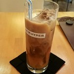 ダイニング・バル グラード - アイスコーヒー430円