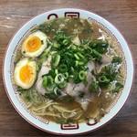 ラーメン2国 - 料理写真:煮玉子らーめん    770円