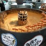 八幡屋 - 料理写真:焼き物コーナー