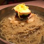 サンムーン - 水冷麺辛口