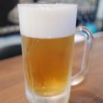 まるの - ビール300円