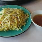 なおけん - 料理写真:塩やきそば。