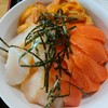 北のにしん屋さん - 料理写真:三色丼 アップ