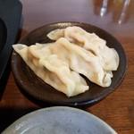 麺らいけん - 【2017/5】水餃子