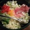 ぼて福 - 料理写真:豚天玉