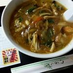 67717296 - 「カリータンメン」(広東カレー味)730円