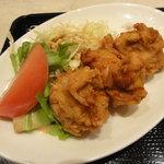 6772481 - 鶏の天ぷら