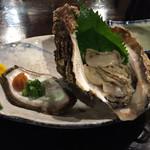 魚や  - 岩牡蠣