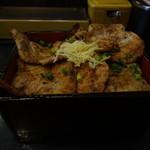 帯広ぶた丼 - ぶた重(生姜)