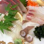漁師料理 かつら亭 -
