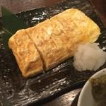 きむら屋 飯田橋駅前 - 出汁巻玉子
