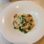 コルニーチェ -    いろいろ野菜のリゾット